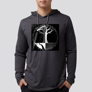 Living Tree Black Long Sleeve T-Shirt